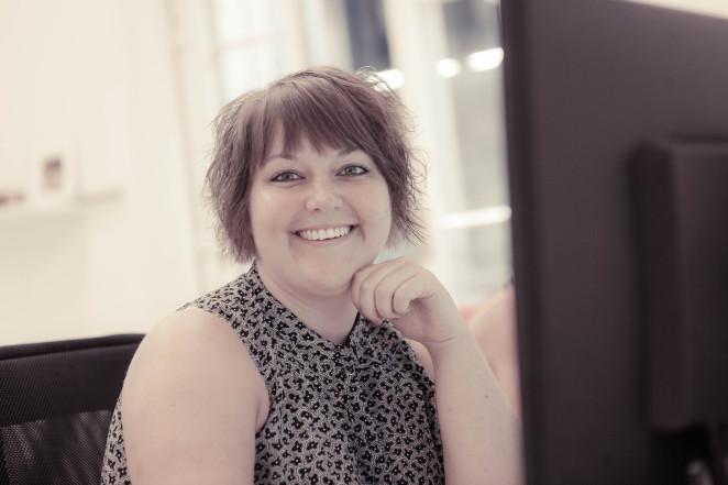Hannah McKenna, coworker en Pipoca Coworking