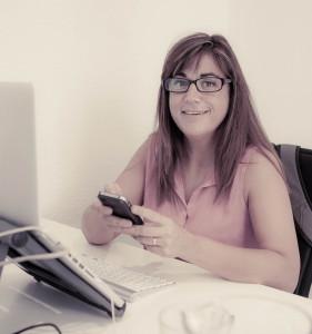 Maria Blasi, coworker en Pipoca Coworking