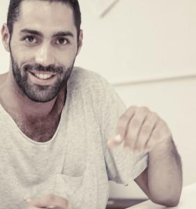 Diego Porto, coworker en Pipoca Coworking