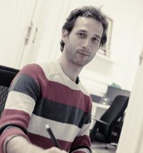 Pablo Camus, coworker en Pipoca Coworking