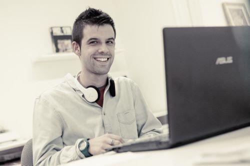 Jairo Vila, coworker en Pipoca Coworking