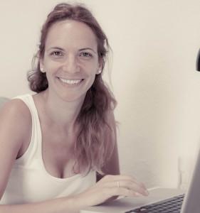 Maria Sala, coworker en Pipoca Coworking