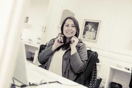Miriam Pérez, coworker en Pipoca Coworking